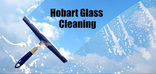 Hobart Glass Cleaning logo